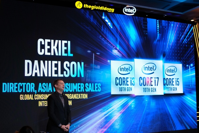 Intel gioi thieu chip Ice Lake, toi uu cho laptop sieu mong nhe hinh anh 1
