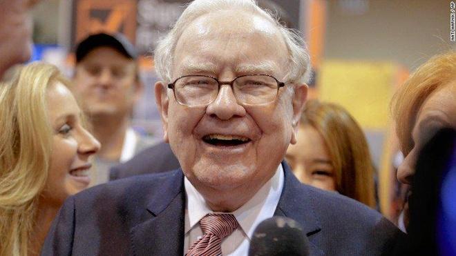 Ty phu Warren Buffett: 'Thu thuc, toi khong thich hoc dai hoc' hinh anh 1