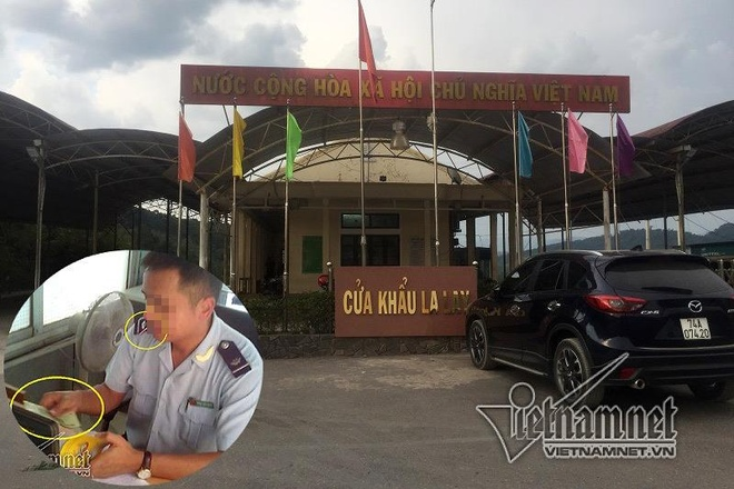 Dinh chi 4 cong chuc nhan tien 'boi tron' tai Quang Tri anh 1