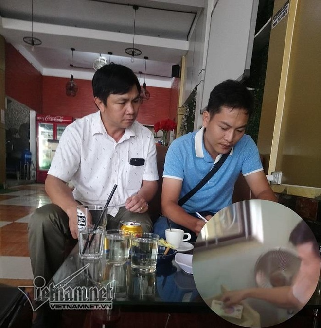 Lanh dao Hai quan o Quang Tri: 'Anh em thu them tien do kho qua' hinh anh 3