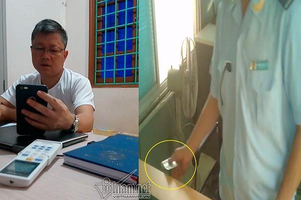 Lanh dao Hai quan o Quang Tri: 'Anh em thu them tien do kho qua' hinh anh 1