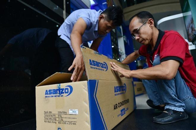 Asanzo phản đối việc Điện máy Xanh, Nguyễn Kim thu hồi sản phẩm