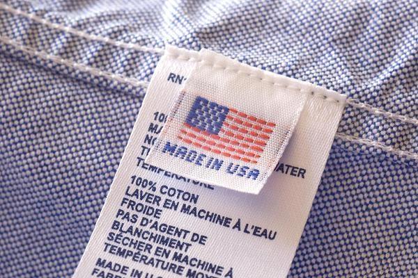 Mỹ quy định thế nào là hàng 'Made in USA'?