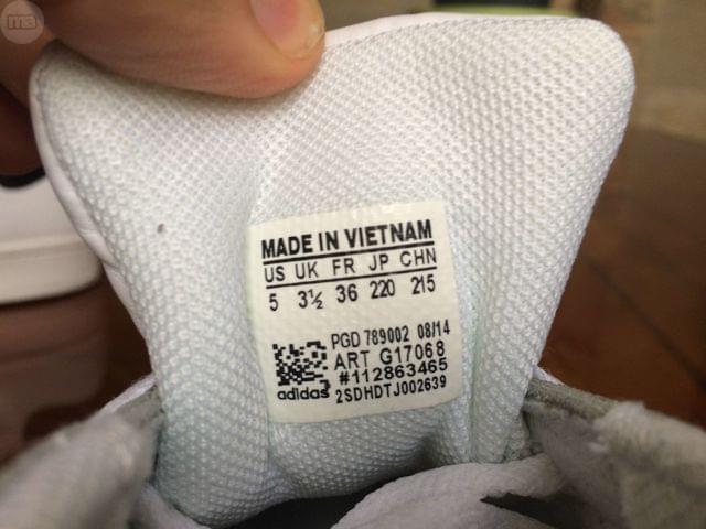 Hang Trung Quoc nhap ve Viet Nam da ghi san 'Made in Vietnam' hinh anh 1