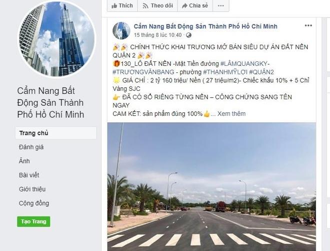 Lap website gia Hiep hoi Bat dong san TP.HCM de ban dat hinh anh 1