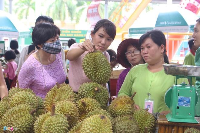 Trung Quoc het la thi truong de tinh cua nong san Viet? hinh anh 1