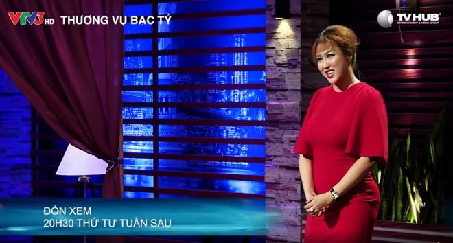 Phi Thanh Van len Shark Tank keu goi von anh 1