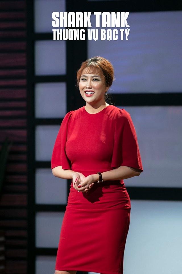 Phi Thanh Van len Shark Tank goi von anh 1