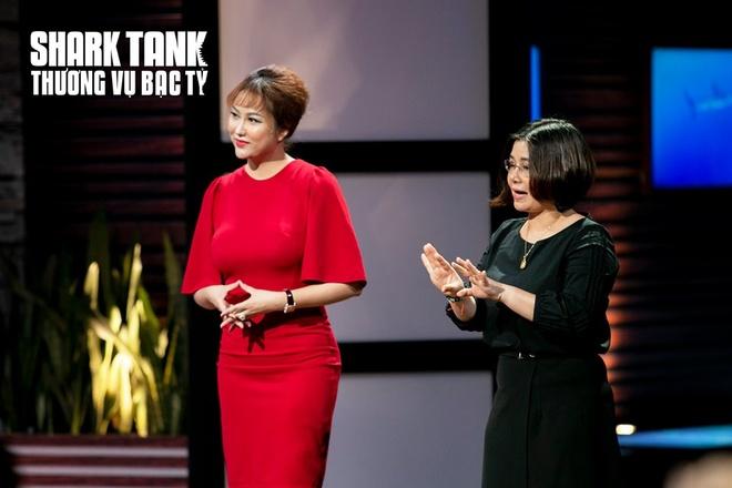 Phi Thanh Van len Shark Tank goi von anh 3