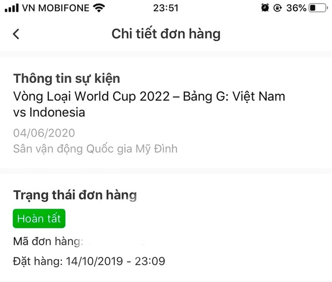 Vi sao ve tran luot ve Viet Nam - Indonesia ban mot tieng khong het? hinh anh 1