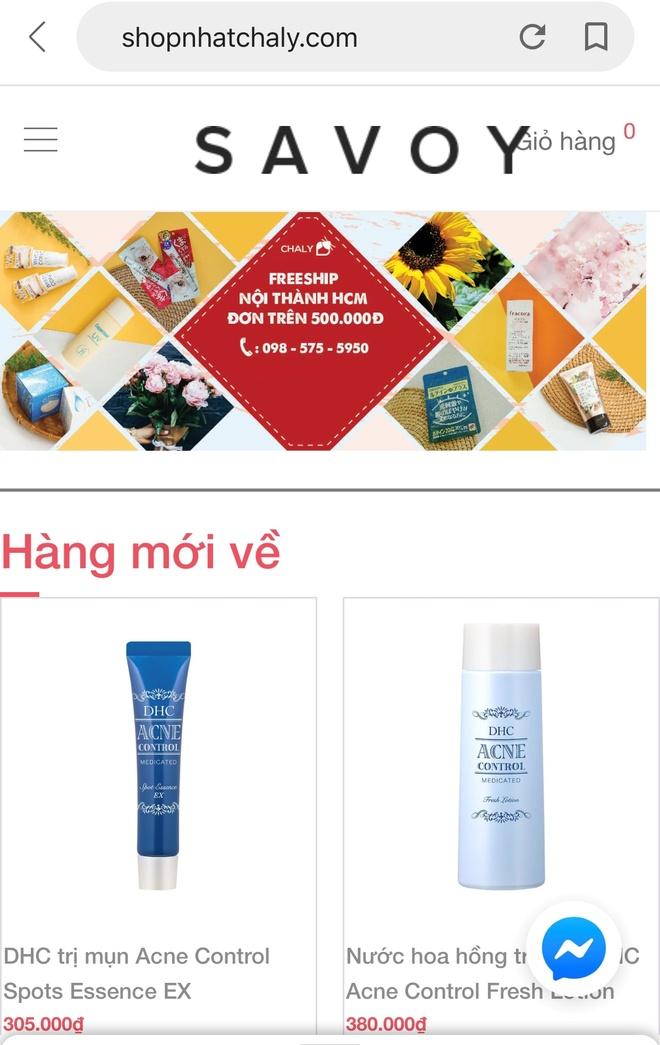 Website ban ruou lau tien trieu bi phat tai TP.HCM hinh anh 1