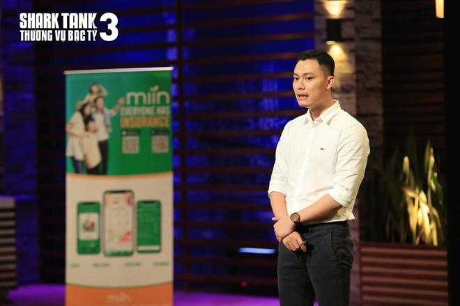 Hai Shark dau tu 500.000 USD cho startup ban bao hiem tinh yeu hinh anh 1