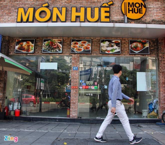 Mon Hue Tran Duy Hung dong cua,  chiu mat 450 trieu tien thue mat bang anh 1