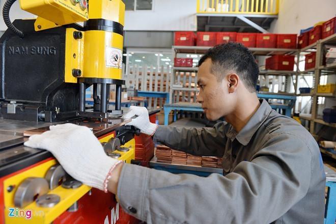 GDP Viet Nam nam 2019 tang 7, 02% anh 1
