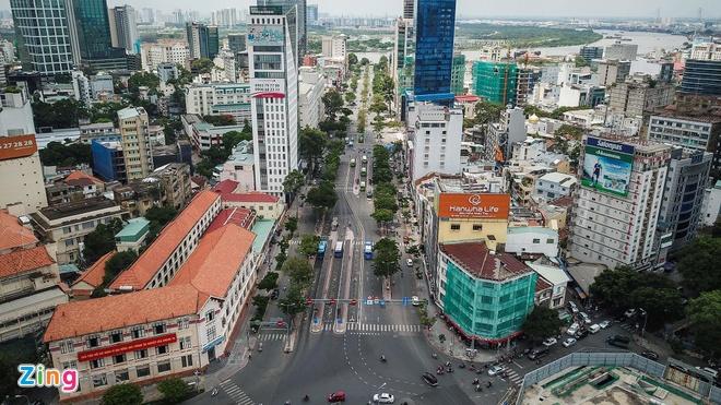 Ha Noi va TP.HCM lot top 10 thanh pho nang dong nhat the gioi hinh anh 1 pho_bank_zing_2.jpg