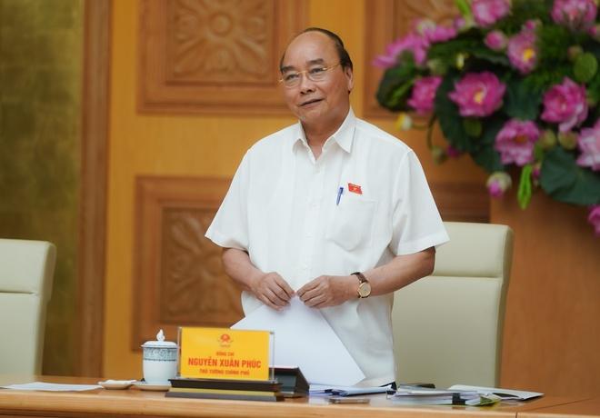 Thu tuong chu tri hop thao go kho khan cho Vietnam Airlines, PVN hinh anh 1 NQH03948.jpg
