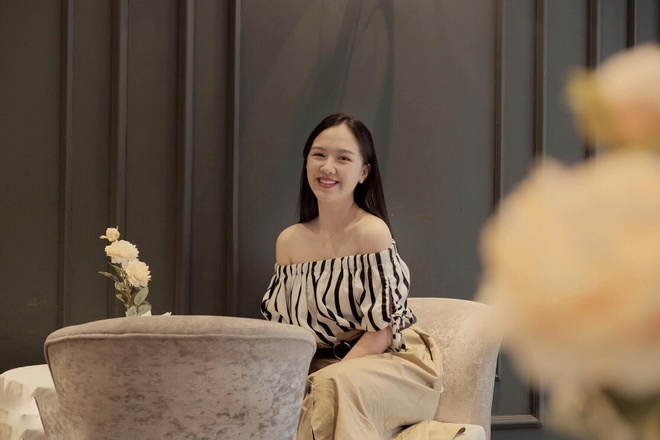 Hot girl 'Banh duc co xuong' Ha Anh tai xuat sau khi sinh con dau long hinh anh 6