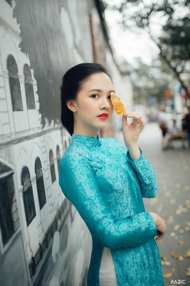Hot girl 'Banh duc co xuong' Ha Anh tai xuat sau khi sinh con dau long hinh anh 11