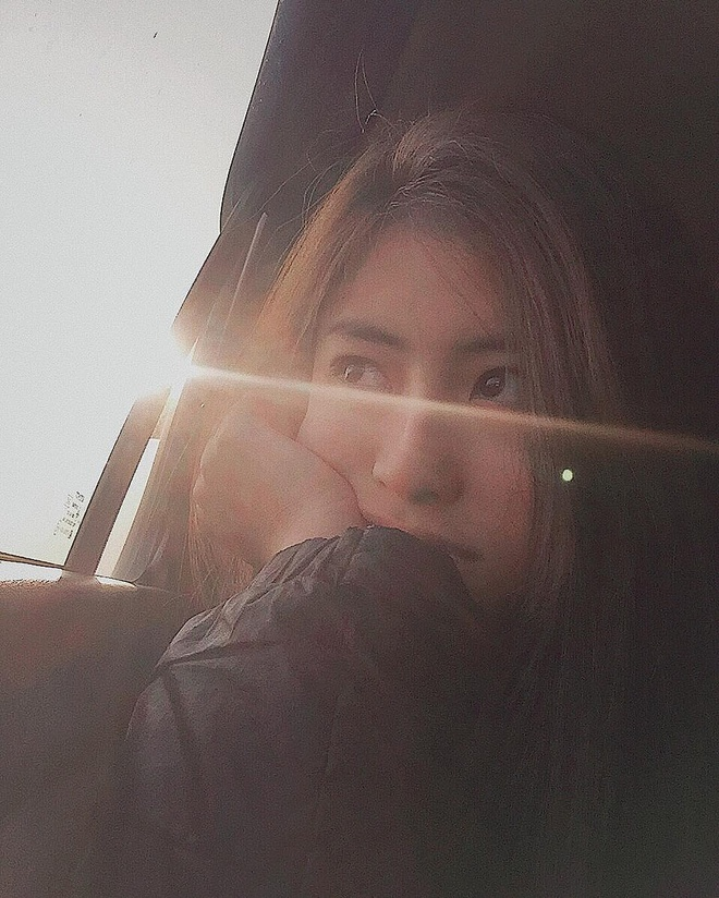 Hot girl lai Duong Minh Ngoc co em gai xinh dep khong kem chi hinh anh 8
