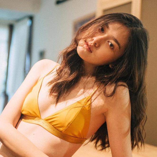 Nu chinh trong MV moi cua Binz tung la hot girl Phan Dinh Phung hinh anh 3