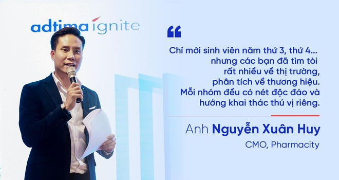 Giam khao Adtima Ignite: Ung vien se tao nen tuong lai cho Marketing hinh anh 1