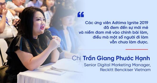 Giam khao Adtima Ignite: Ung vien se tao nen tuong lai cho Marketing hinh anh 2