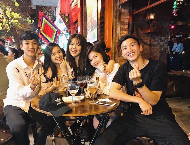 Nhan sac MC Vu Thu Hoai - 'nguoi moi' cua thieu gia Tuan Hai hinh anh 14