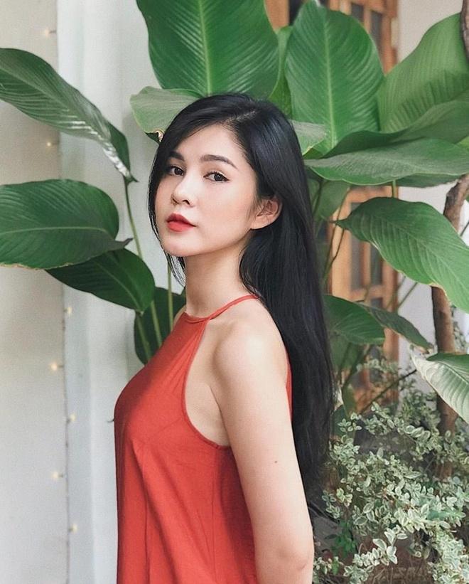 Nhan sac MC Vu Thu Hoai - 'nguoi moi' cua thieu gia Tuan Hai hinh anh 8