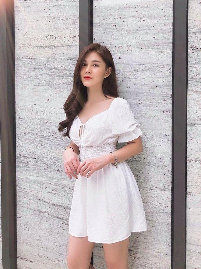 Nhan sac MC Vu Thu Hoai - 'nguoi moi' cua thieu gia Tuan Hai hinh anh 7