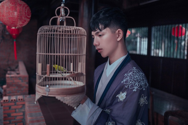 Lop chi gan 20 trieu cho bo anh ky yeu cover MV 'Anh oi o lai' hinh anh 11