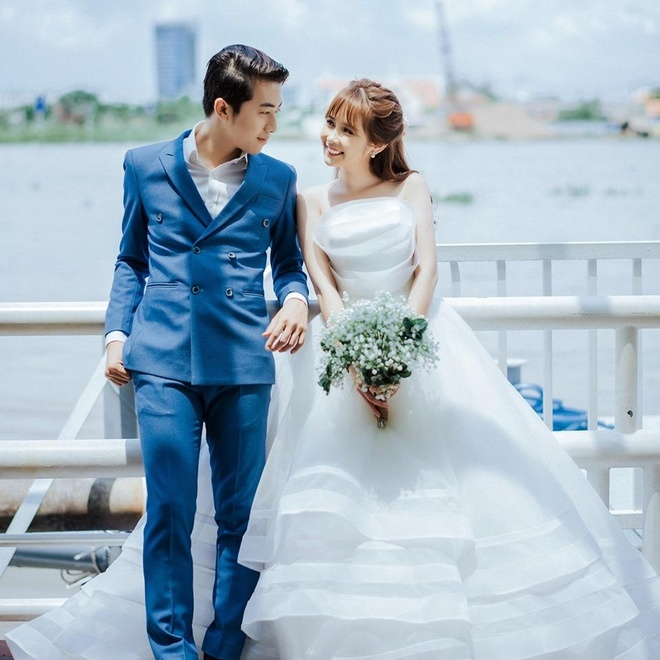 Streamer Cris Phan va hot girl Mai Quynh Anh chuan bi cuoi hinh anh 1