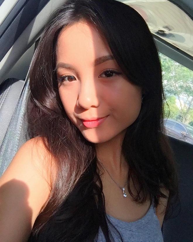 Dan hot girl mat chu dien: Nu tinh, sexy deu du ca hinh anh 10