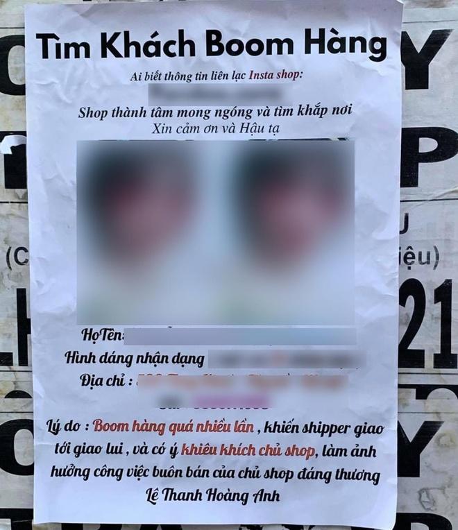 Tranh cai viec vlogger Hoang Anh cong khai thong tin khach 'bom hang' hinh anh 5