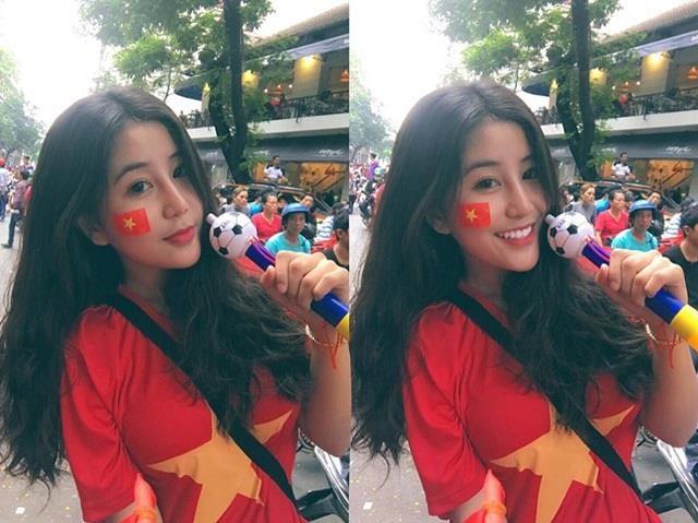 Hot girl THPT Binh Hung Hoa dinh 'lum xum' tu nhan sac den ket qua thi hinh anh 6