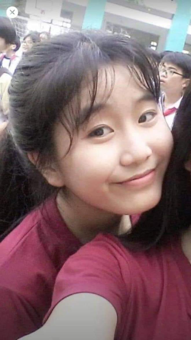 Hot girl THPT Binh Hung Hoa dinh 'lum xum' tu nhan sac den ket qua thi hinh anh 1