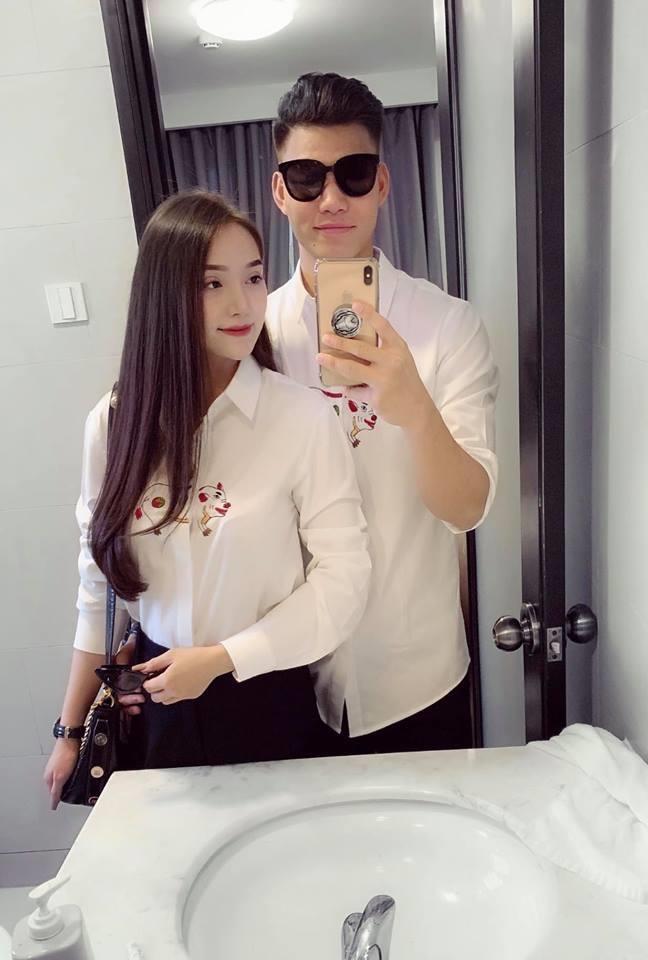 Van Lam, Van Thanh, Trong Dai va cac cau thu co moi tinh 'chi - em' hinh anh 2