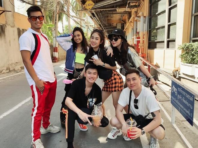 Tinh cam cua vlogger doi dau: An Nguy on ao, Pho Dac Biet chung tinh hinh anh 8