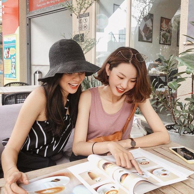 Hot girl Sai Gon 'nhu chi em sinh doi' voi Lee 'Tinh yeu khong co loi' hinh anh 13