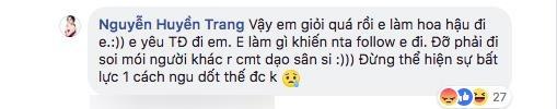 Ban gai Trong Dai va nhung lan phat ngon, dap tra antifan gay 'soc' hinh anh 3