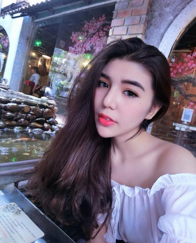 Do nhan sac chi gai dan hot girl, a hau Viet hinh anh 14