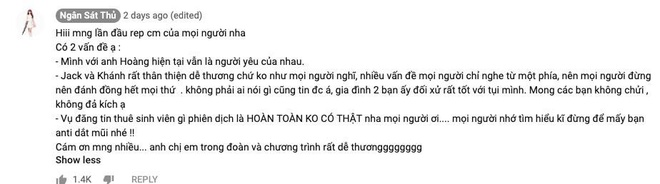 ViruSs va Ngan Sat Thu 'noi lai tinh xua' sau 2 thang chia tay? hinh anh 1