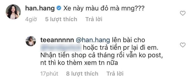 Han Hang lien tuc dinh 'phot' ke thu ba, nhan tien PR roi 'bien mat' hinh anh 2
