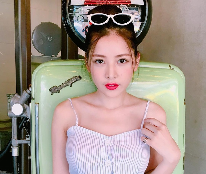 Jun Vu va loat hot girl 'bien hoa' sexy sau khi dinh tin don dao keo hinh anh 9