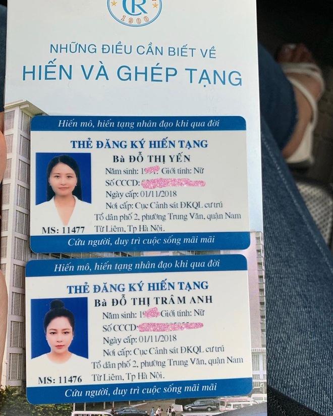Hot girl Tram Anh: 'Hien tang vi khong may chet di van cuu duoc nguoi' hinh anh 1