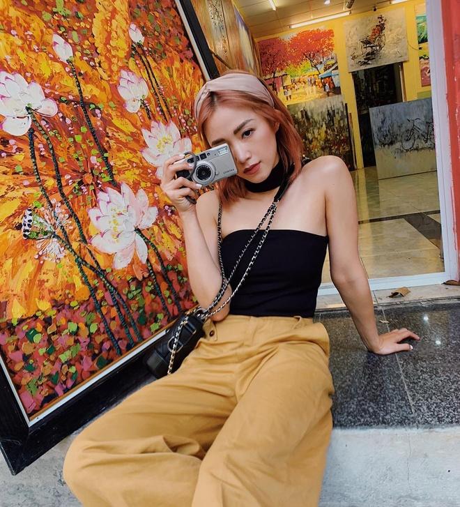 Kieu Trinh Xiu va loat hot girl tung thu suc o linh vuc dien xuat hinh anh 6