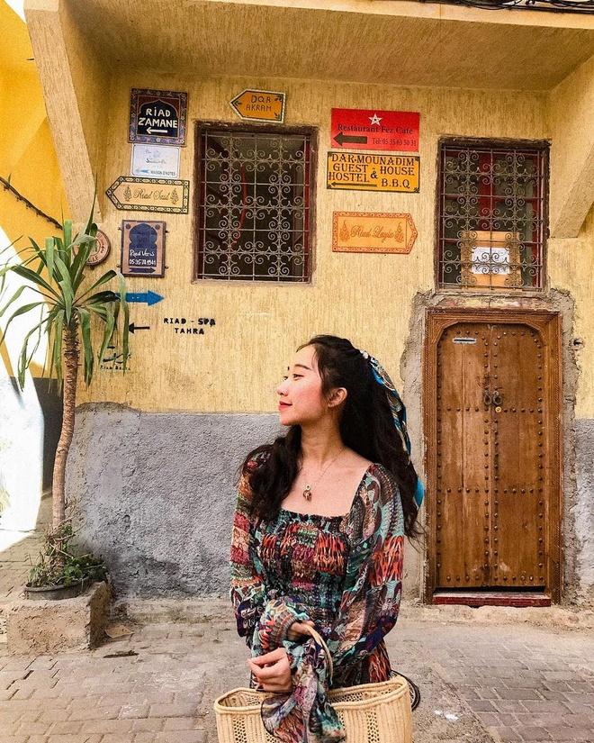 Hot girl Da Nang: Nguoi mau, blogger, tiep vien hang khong du ca hinh anh 3