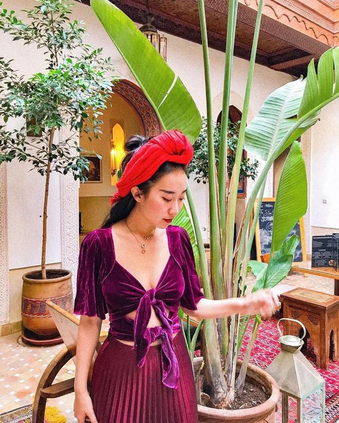Hot girl Da Nang: Nguoi mau, blogger, tiep vien hang khong du ca hinh anh 4