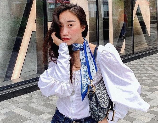 Hot girl Da Nang: Nguoi mau, blogger, tiep vien hang khong du ca hinh anh 1