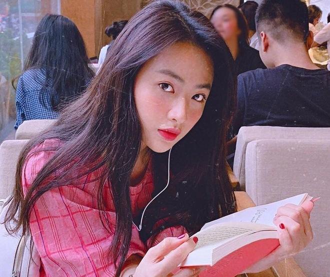 hot girl San khau dien anh anh 9