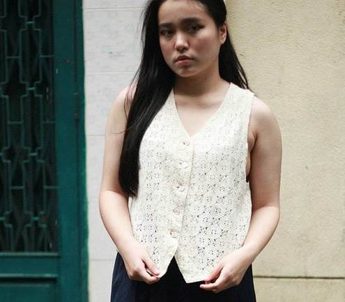 hot girl giam can thanh cong anh 1